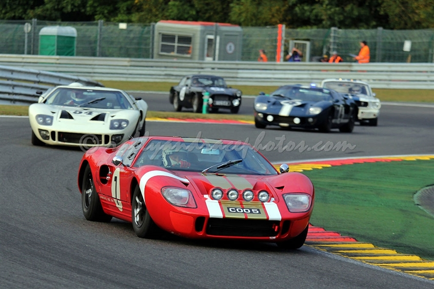 Davies / Young / Newell, Ford GT40