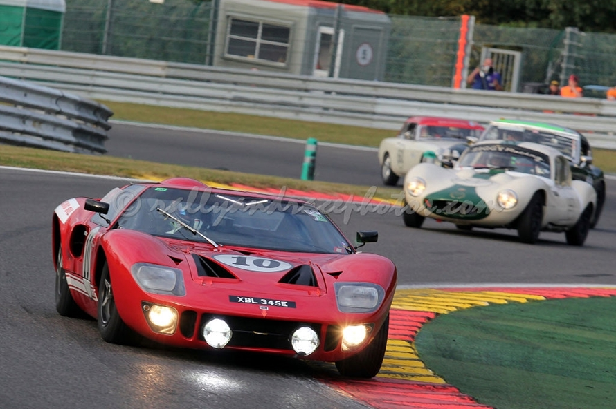Meins / Lillingston Price / Huf, Ford GT40