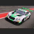 thumbnail Loggie / Onslow-Cole / Macleod / Meyrick, Bentley Continental GT3, Team Parker Racing