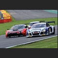 thumbnail Blanchemain / Lallement / Hasse Clot / Buffin, Audi R8 LMS Ultra, Sainteloc Racing